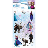 EK Success - Frozen Collection - Stickers - Frozen Characters