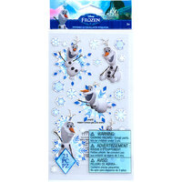 EK Success - Frozen Collection - Stickers - Olaf