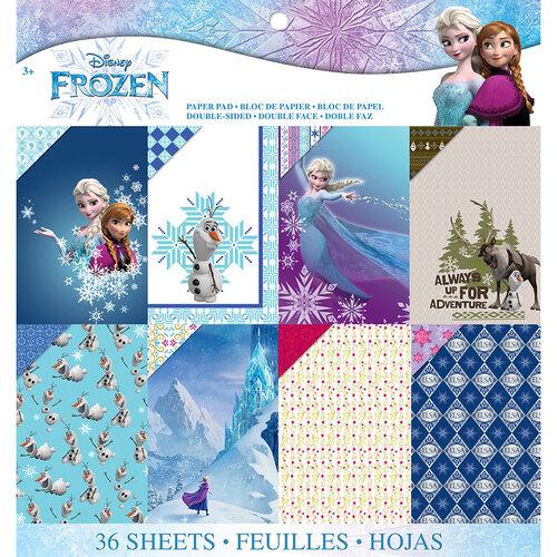 EK Success - Frozen Collection - 12 x 12 Paper Pad
