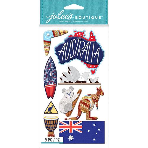 EK Success - Jolee's Boutique - 3 Dimensional Stickers - Australia
