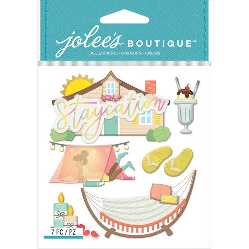 EK Success - Jolee's Boutique - 3 Dimensional Stickers - Staycation