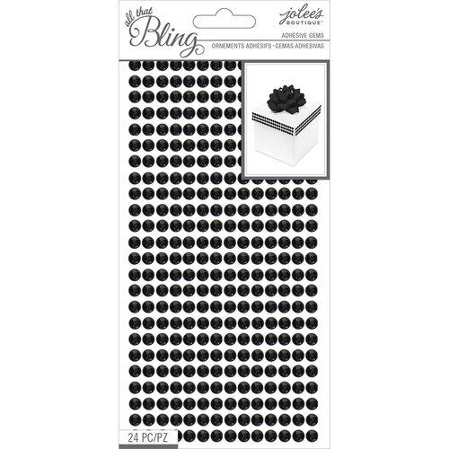 EK Success - Jolee's Boutique - 3 Dimensional Stickers - Black Bling