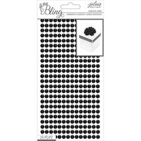 EK Success - Jolee's Boutique - 3 Dimensional Stickers - Black Bling