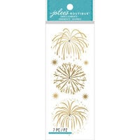 EK Success - Jolee's Boutique - 3 Dimensional Stickers - Fireworks Bling
