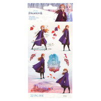 EK Success - Frozen II Collection - Stickers - Anna