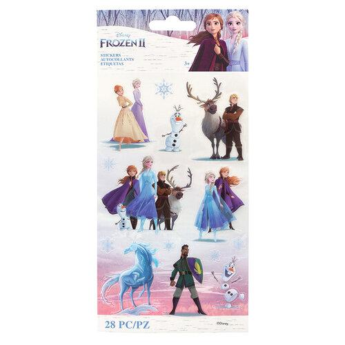 EK Success - Frozen II Collection - Stickers - Characters