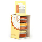 American Crafts - Specialty Ribbon - Boutique - Amber - Orange