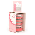 American Crafts - Specialty Ribbon - Boutique - Blush - Pink