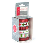 American Crafts - Boxed Ribbon - Christmas - Holly