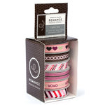 American Crafts - Boxed Ribbon - Romance - I Love You, CLEARANCE