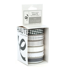 American Crafts - Boxed Ribbon - Haute - Elle
