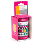 American Crafts - Teen Collection - Boxed Ribbon - Kiss, CLEARANCE
