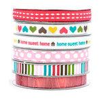 American Crafts - Craft Fair Collection - Boxed Ribbon - Crochet, CLEARANCE