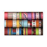 American Crafts - Boardwalk Ribbon Kit - 36 Spools