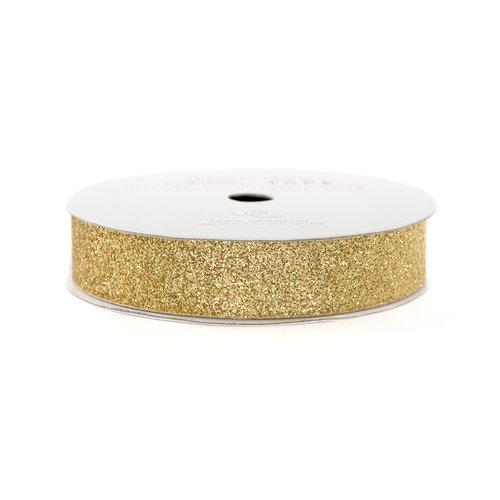 American Crafts - Glitter Tape - Brown Sugar - 3 Yards