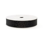 American Crafts - Glitter Tape - Black - 3 Yards