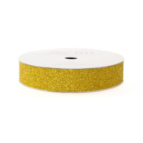 American Crafts - Glitter Tape - Sunflower - 3 Yards