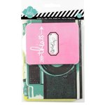 Becky Higgins - Project Life - Heidi Swapp Collection - Cards - Interactive