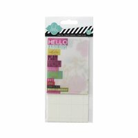 Becky Higgins - Project Life - Heidi Swapp Edition Collection - Cards and Tags - Vellum