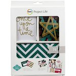 Becky Higgins - Project Life - Heidi Swapp Edition Collection - Value Kit - Glitter Cards