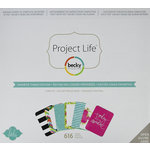Becky Higgins - Project Life - Heidi Swapp Edition Collection - Core Kit - Favorite Things