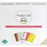 Becky Higgins - Project Life - Heidi Swapp Collection - Core Kit - Dreamy