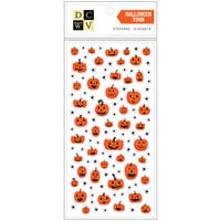 Die Cuts with a View - Stickers - Halloween Town - Purple Foil Accents
