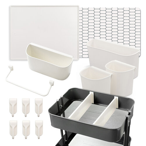 We R Memory Keepers - A La Cart Collection - Cart Accessories Bundle
