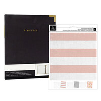 Heidi Swapp - Storyline Chapters Collection - Insert Book Set and Black Album - The Scrapbooker
