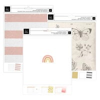 Heidi Swapp - Storyline Chapters Collection - Insert Book Sets - The Scrapbooker, The Journaler and The Planner Bundle