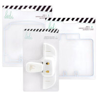 Heidi Swapp - Memorydex - Hole Punch and Die Set Bundle