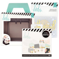 Heidi Swapp - Memorydex - Holder - Rolodex Spinner - Everyday Bundle