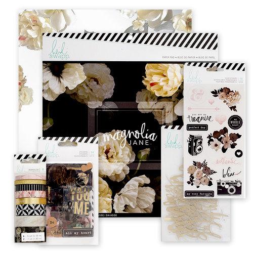 Heidi Swapp - Magnolia Jane Collection - Paper Crafting Kit - Exclusive Bundle