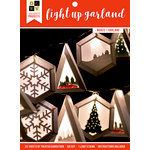 Die Cuts with a View - Christmas - Project Stacks - Light Up Garland