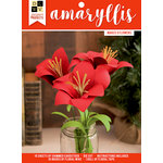 Die Cuts with a View - Christmas - Project Stacks - Amaryllis