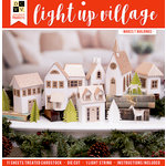 Die Cuts with a View - Christmas - Project Stacks - Christmas Village