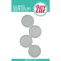 Avery Elle - Elle-Ments Dies - Circle Frames