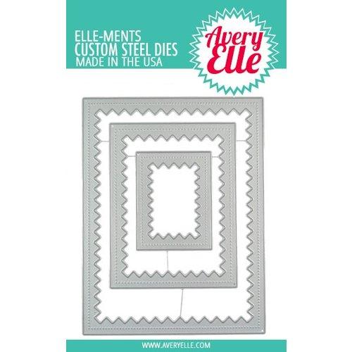 Avery Elle - Elle-Ments Dies - Reversed Pink