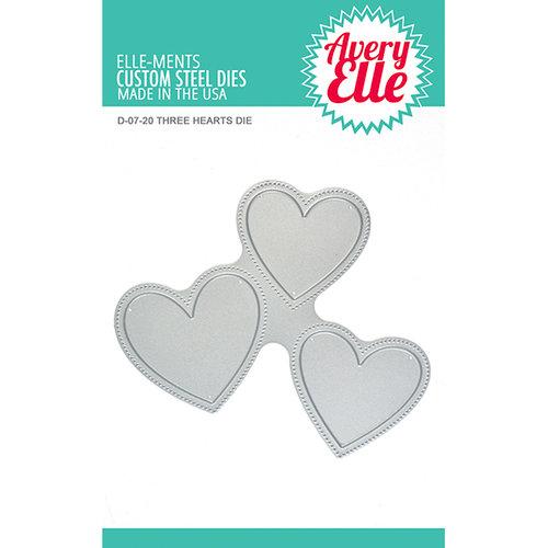 Avery Elle - Elle-ments Dies - Three Hearts