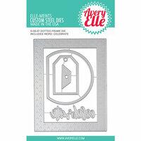Avery Elle - Elle-ments Dies - Dotted Frame