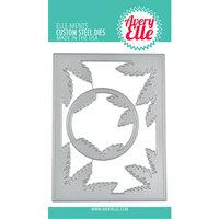 Avery Elle - Elle-Ments Dies - Leafy Frames