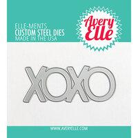 Avery Elle - Elle-Ments Dies - XOXO