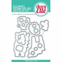 Avery Elle - Elle-ments Dies - A Merry Little Christmas