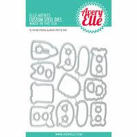 Avery Elle - Elle-ments Dies - Peek-A-Boo Pets