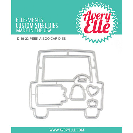 Avery Elle - Elle-ments Dies - Peek-A-Boo Car