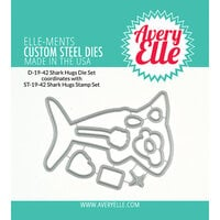 Avery Elle - Elle-Ments Dies - Shark Hugs