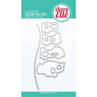 Avery Elle - Elle-ments Dies - Peek-A-Boo Coaster