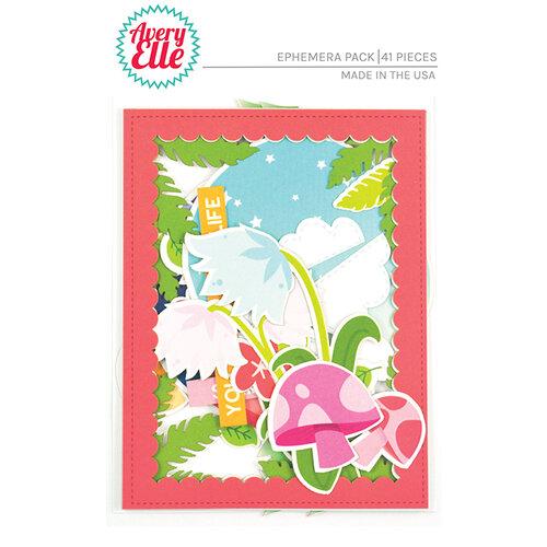 Avery Elle - Embellishments - Fairy Ephemera Pack
