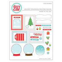 Avery Elle - The Holiday Collection - Ephemera Pack