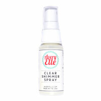 Avery Elle - Clear Shimmer Spray